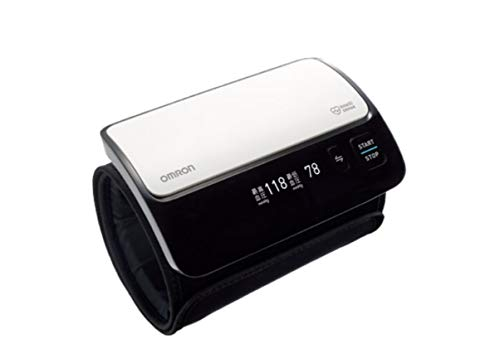 オムロン 上腕式血圧計 HEM-7600 シリーズ HEM-7600T-WN ホワイト