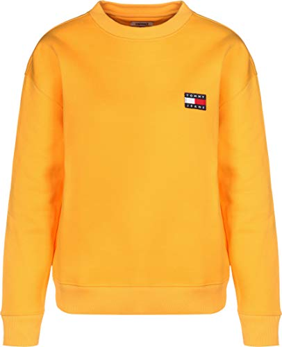 Tommy Jeans Badge Crew W Sudadera
