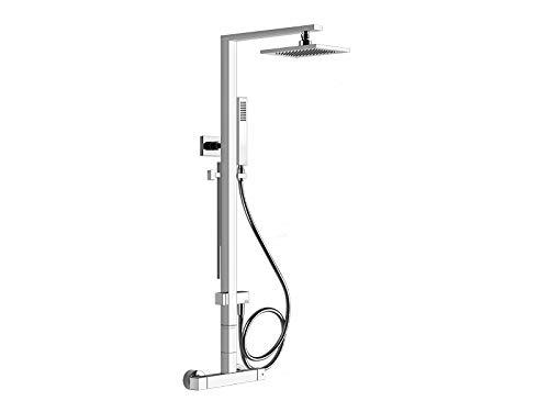 Gessi Rettangolo Shower colonna doccia 23451-Cromo
