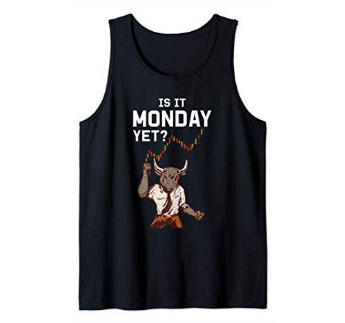 31Z4w4dqkqL - Stock Market Trading Trader Options Forex Crypto Bull Charts Tank Top