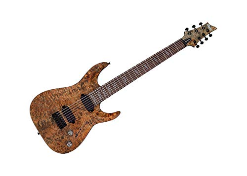 Schecter Omen Elite-7 Electric Guitar - Charcoal