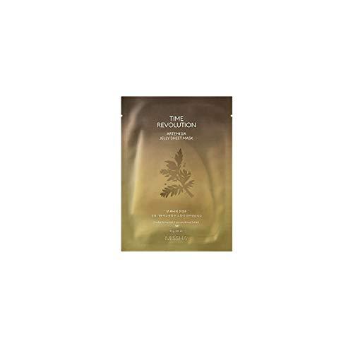 Missha Time Revolution Artemisia Jelly Sheet Maske 23g