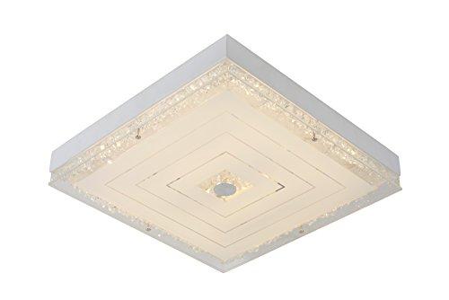 Lucide VIVI - Plafonnier - LED - 1x28W 3000K - Transparent
