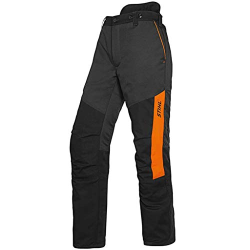 Stihl Bundhose Function Universal, schwarz/orange, M (31-34/32)