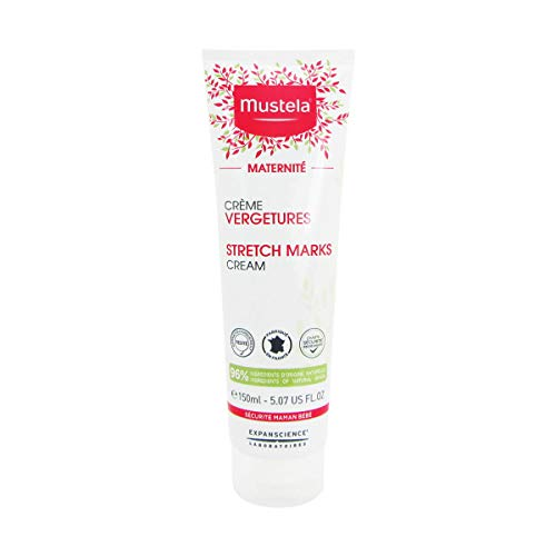 Mustela Cream Prevention Stretch Marks Action 3 In 1 150ml371157