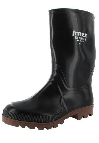 Sale - INTEX Expert - para Hombre Botas de Agua - Negro...