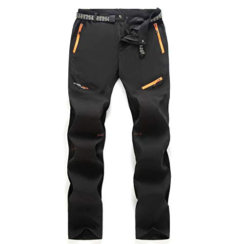 Freiesoldaten Men's Sportswear Lightweight Breathable Climbing Pants Cycling Hiking Mountain Quick Dry Trousers