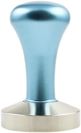 Zoie + Chloe Stainless Steel Espresso - Flat wholesale 58mm Tamper New mail order Coffee