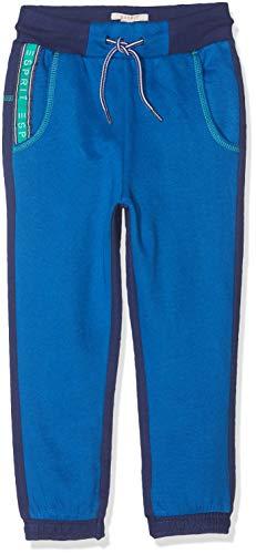 ESPRIT KIDS Jungen RP2301407 Knit Pants Sporthose, Blau (Marine Blue 446), (Herstellergröße: 116+)
