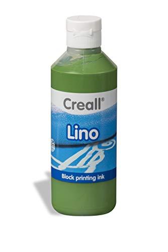 Creall Lino- Peinture Linogravure - 250 ml - Vert