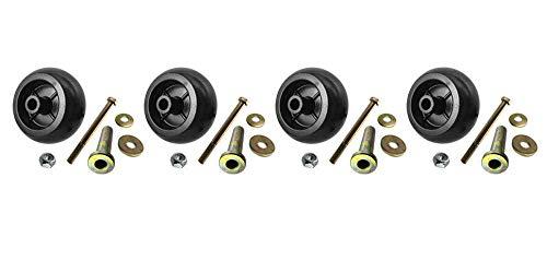 4 Deck wheel Kit REPLACEMENTUSA MADE Fits Exmark 103-3168 103-4051 1-603299