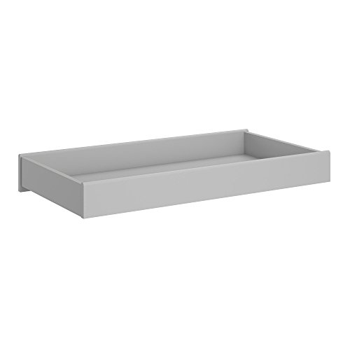 Little Seeds Rowan Valley Laren Changing Table Topper, Painted Gray
