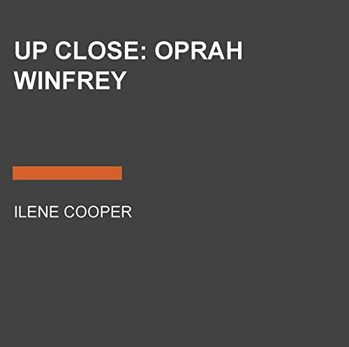Up Close: Oprah Winfrey audiobook cover art
