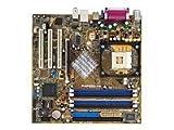 ASUS Computer MATX MBD 865G S478 800FSB-ETH SATA 8X 6CH VID AUD (P4P800-VM)