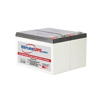 APC Smart-UPS C 1000VA LCD RM 2U 120V SMC1000-2UC Compatible Replacement Battery Pack by UPSBatteryCenter