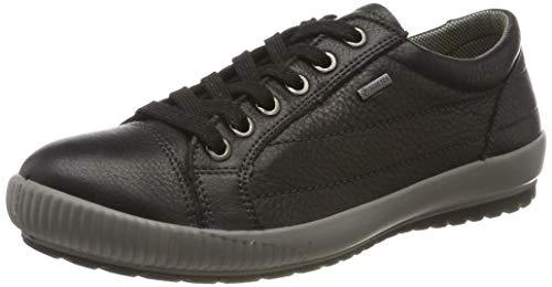 Legero Damen Tanaro Gore-tex Sneaker, Schwarz (Schwarz (Schwarz) 02), 36 EU (3.5 UK)
