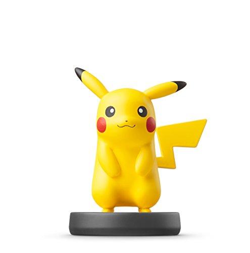 Smash Pikachu Amiibo Figur - 3