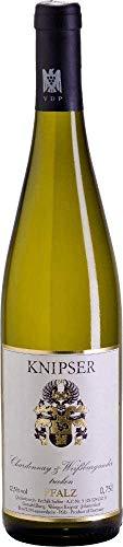 Knipser Chardonnay & Weißburgunder trocken 2019 0,75 Liter