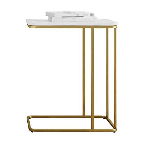 LXQ Divano Lato Nordic Un tavolino da caffè pochi, semplici Tavolo in Ferro battuto e Mini Divano del Soggiorno credenza tavolino Creativo