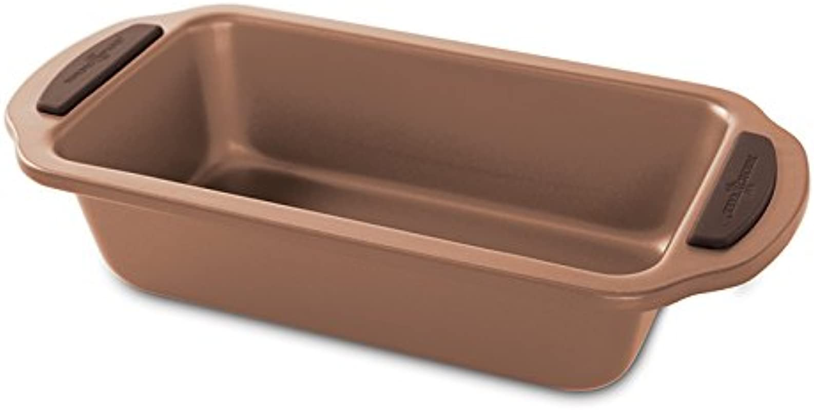 Nordic Ware 48643 Freshly Baked Loaf Pan 12 X 2 5 Copper