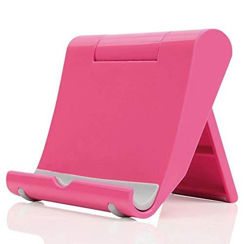guoYL26sx Soporte de teléfono multiángulo universal para tabletas y smartphones, herramienta de escritorio manos libres