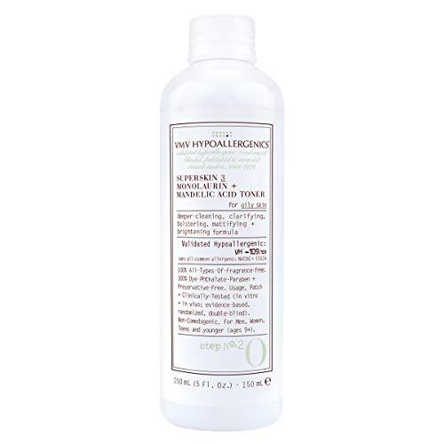 Superskin 3 Monolaurin+ Mandelic Acid Toner fro oily skin