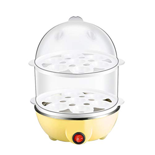 Easy Electric and Rapid Egg Cooker Boiler :14 Eggs...