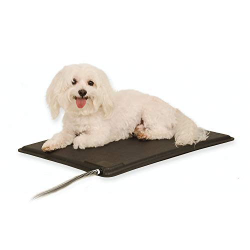 K&H Pet Products Lectro-Kennel Heated Pad with Free Cover Small 12.5' x 18.5'