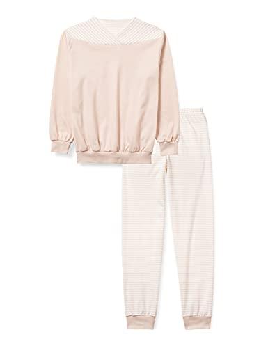 CALIDA Mädchen Yellowbration Kleinkinder Bündchen Pyjamaset, Lace Parfait Pink, 104