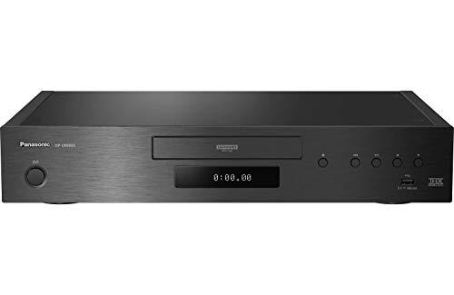 DP-UB9000P-K Region Zone Code Free 4K Ultra HD Blu Ray Player with OREI - 4K UHD - Wifi - PAL / NTSC - 110V Only - USA Voltage
