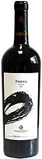 Concierto Enológico, Vino tinto seco FORZA, Cabernet Sauvignon, Merlot y Barbera, vino mexicano valle de guadalupe 12 mese...