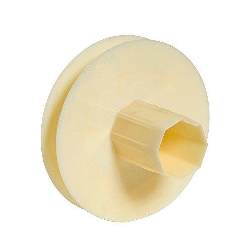 WOLFPACK LINEA PROFESIONAL 5250140 Disco Persiana Plastico Espiga Metal 120x40 mm. Cinta 18 mm