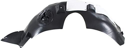 Garage-Pro Fender Liner for GMC TERRAIN 10-13 FRONT RH w/Insulation Foam