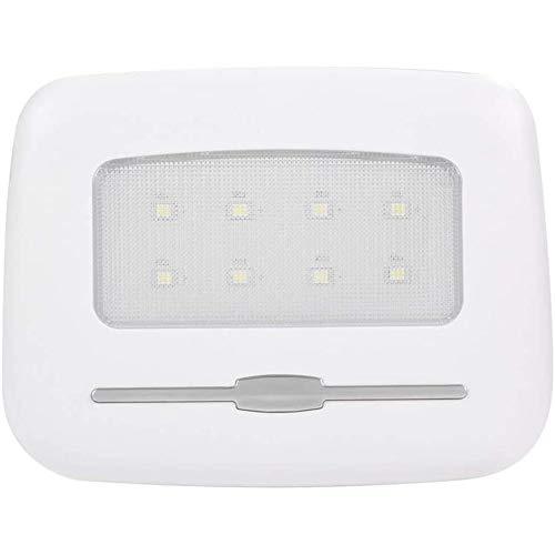 Cestbon Car Light Reading, sans Fil Smart Home de Charge Tactile, éclairage LED Cabinet Lampe de Plafond Night Light,Blanc