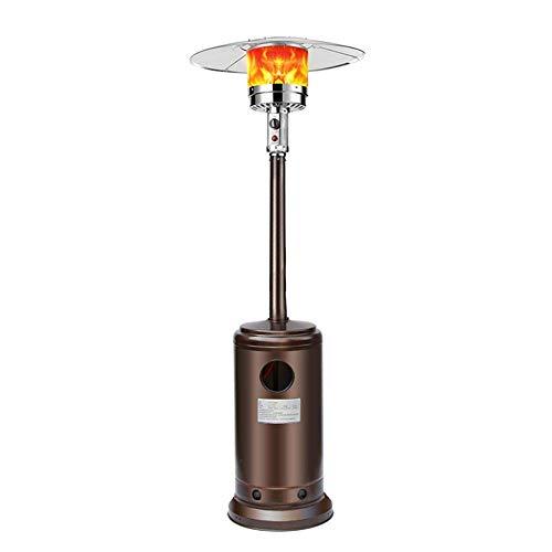 XIANGAI Calefactor Calentadores Eléctricos licuado de Gas del Calentador, Paraguas Estufa de calefacción, Estufa Asar, Comercial del hogar, al Aire Libre