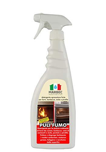 Marbec–Puli Fumo 750ml | Limpiador desengrasante extrafuerte para la limpieza ordinaria de...
