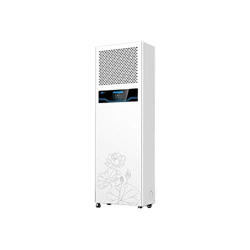 Air Purifier for Home Large Room, True HEPA Air Cleaner with Active Carbon Filters, Compact Purifiers Filtration, for Allergies,...