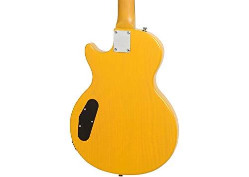 Epiphone Les Paul Special I P90 - Guitarra eléctrica, color amarillo