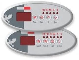 Gecko 30-720-0009 Topside Panel, K-9, TSC-9, GE1-GE2, BDLTSC9PPD