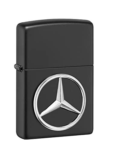 Mercedes-Benz, Zippo-Feuerzeug schwarz
