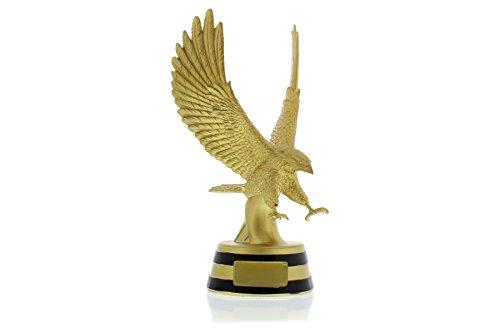 Pokal Siegesadler aus Resin - inklusive kostenloser Gravur