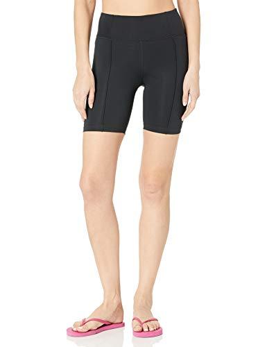 Hurley Damen W OAO Hybrid 7\' Short Badehose, Black, XS