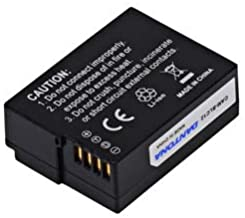 Replacement For Panasonic Lumix Dmc-gh2kk Battery This Battery Is Not Manufactured By Panasonic