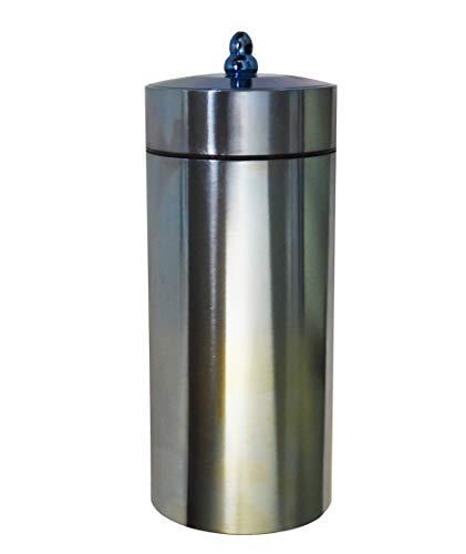 チタン 地下金庫 庭の地中で千年経過しても錆びないチタン製 筒型金庫 金貨・純金・小判の保管 20㎝ (20)