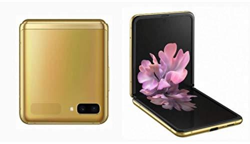 Samsung Galaxy Z Flip (Mirror Gold, 8GB RAM, 256GB Storage)