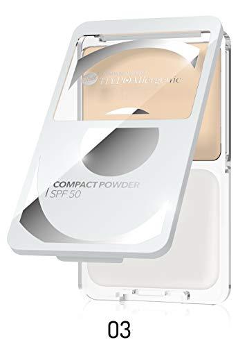 Bell HYPOAllergenic Compact Powder SPF 50 03, 9.5 g