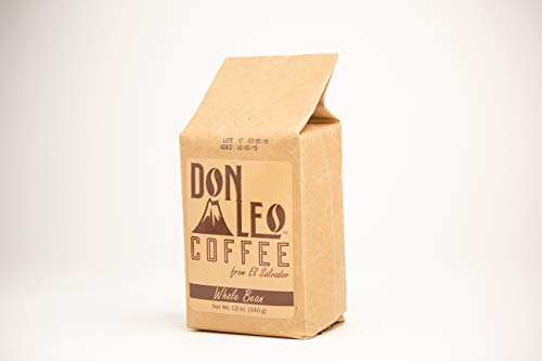 Don Leo Coffee from El Salvador - Whole Bean
