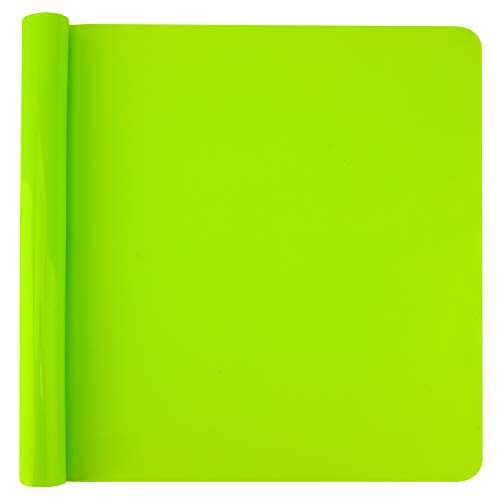 """Gartful 23.6""""x19.6"""" Extra Large Silicone Mat for Crafts, Arts, Epoxy Resin Jewelry Casting Molds, Painting, Crafting, Countertop Worktop Protector, Counter Table Mat, Non-stick, Heat Resistant, Green"""