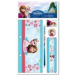 disney Frozen - La Reine des neige - set ècole 5 pieces