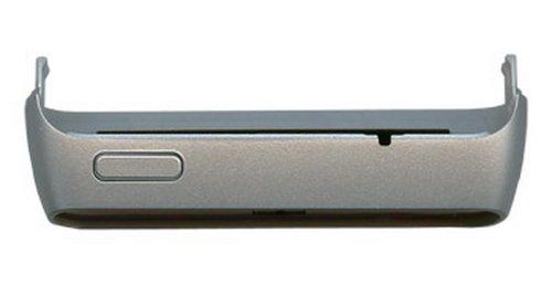 Orig. Ersatzteil Nokia N8-00 Bottom Assy Silver White